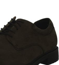 ROCKPORT 乐步 Margin Oxford 男士休闲皮鞋 Espresso Nubuck US7