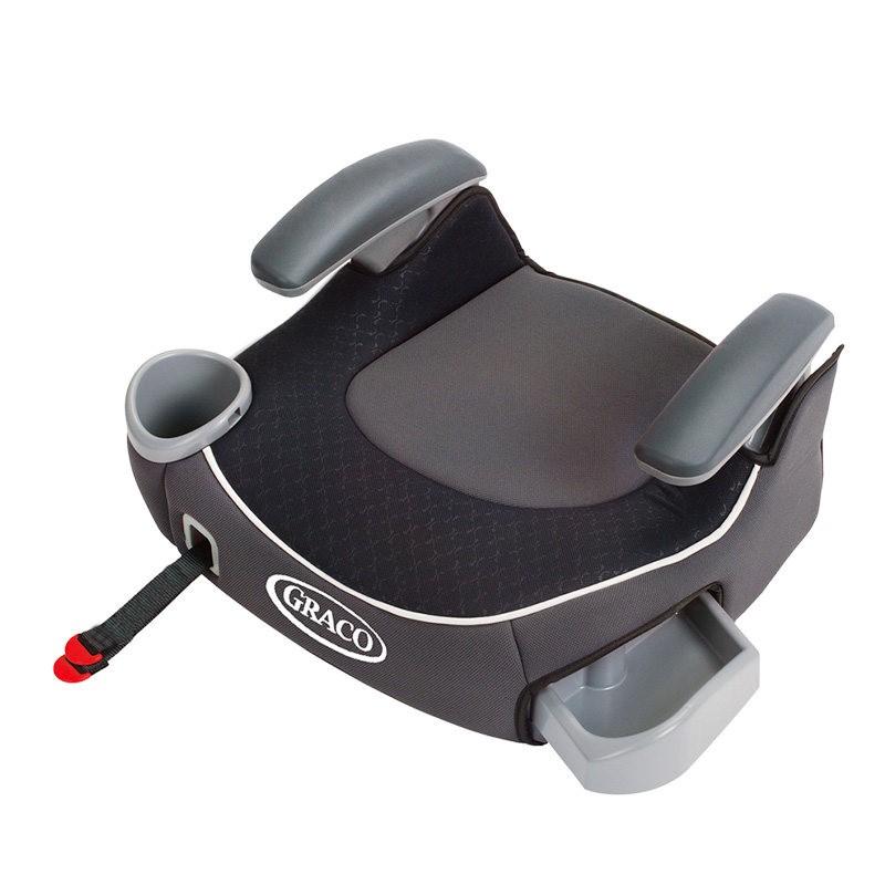 Graco 葛莱 AFFIX 守护者 儿童安全增高坐垫 美标ISOFIX 黑色