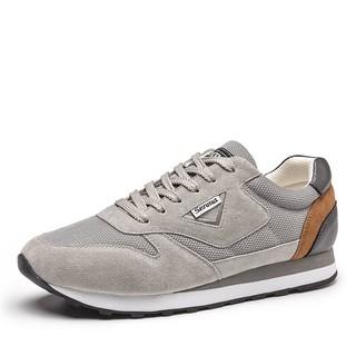 Semir 森马 BD556301 男士休闲运动鞋 灰色 40