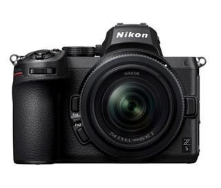 Nikon 尼康 Z5 全画幅微单相机 单机身