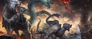 轮回系列桌游《文明废墟》全新章节:《遗落神域》