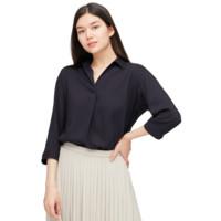 双11预售:UNIQLO 优衣库 429414 女士开领衬衫
