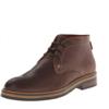 WOLVERINE 1883 Francisco 男款真皮短靴 Dark Brown US10