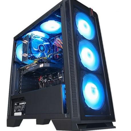 COLORFUL 七彩虹 台式机 酷睿i5-10400 16GB 250GB SSD GTX 1650 Super 4G