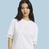 Heilan Home 海澜优选 FNTBJ20531A清新刺绣棉质T恤*2件