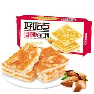 达利园 好吃点香脆杏仁饼 208g