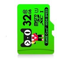 XIAKE 夏科 microSDXC UHS-I U1 TF存储卡 天猫联名 32GB