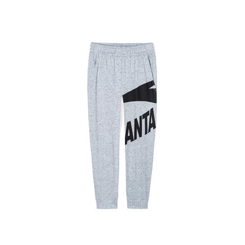 ANTA 安踏 男童纯棉针织七分裤