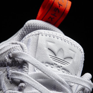 adidas 阿迪达斯 NMD_R2 男士休闲运动鞋 BA7253 亮白/亮白/基础红 46