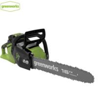 greenworks 格力博 CSF404-1  40V家用大功率木工电锯  2代1个6A+快充