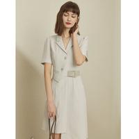 范思蓝恩 Z201234 西装连衣裙
