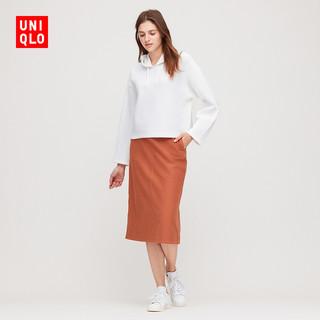UNIQLO 优衣库 422709 女士牛仔针织裙