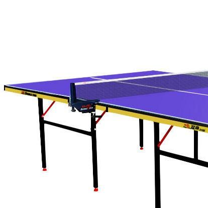 DoubleFish 双鱼 201A 家用乒乓球桌 加强款(无轮)