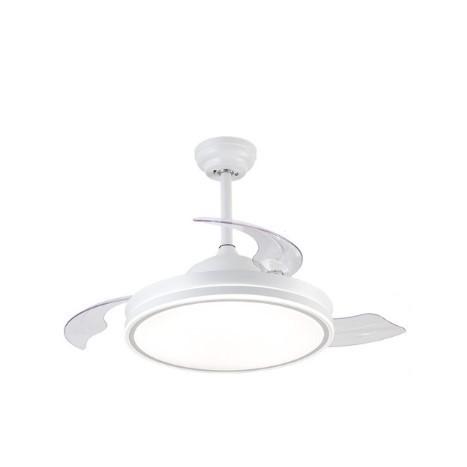 NVC Lighting 雷士照明 nvc-lighting 雷士照明 悦羽 家用风扇吊灯 24w