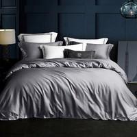LOVO 乐蜗家纺 吉尔吉特 60支纯棉四件套 床单款 1.8m