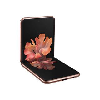 SAMSUNG 三星 Galaxy Z Flip 5G折叠屏智能手机 8GB+256GB 迷雾金