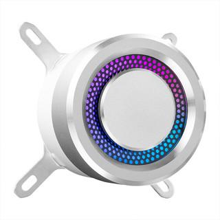 LIANLI 联力 Galahad AIO 一体式240冷排 水冷散热器 白色