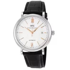 IWC 万国 柏涛菲诺系列  IW356517 男款机械腕表