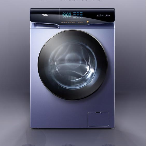 TCL 汉玉兰系列 XQGM100-S500HBJ 滚筒洗衣机 10kg
