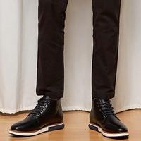 美特斯·邦威 271475 男士短靴