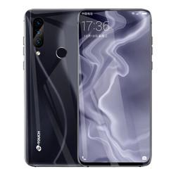 天语HD5 全面屏6.53英寸 升降摄像头智能手机 移动联通电信全网通4G 5000mAh大电池 美颜自拍6GB+128GB夜华黑