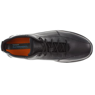 Timberland  添柏岚 Earthkeeeprs 男士休闲牛津鞋 Black US7.5