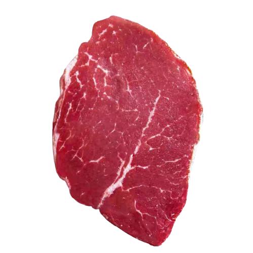 澳洲进口原肉整切牛排10片微腌入味手工切割家庭新鲜菲力牛扒