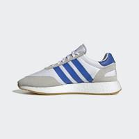 adidas 阿迪达斯 I-5923 BOOST 男士运动休闲鞋 G54515 亮白/蓝色 40