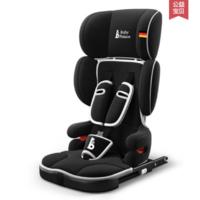 Babypalace 宝贝宫殿 宝宝儿童安全座椅 曜石黑(安全带版)