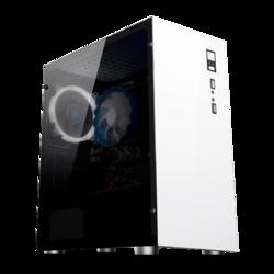 天极 组装台式机(i3-10100、8GB、120GB)