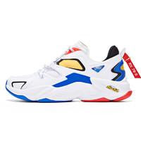 361° RX78 高达联名款 男子运动鞋 671926718F 361度白/运动蓝 39