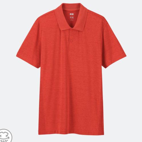 UNIQLO 优衣库 DRY-EX 415268 POLO衫短袖