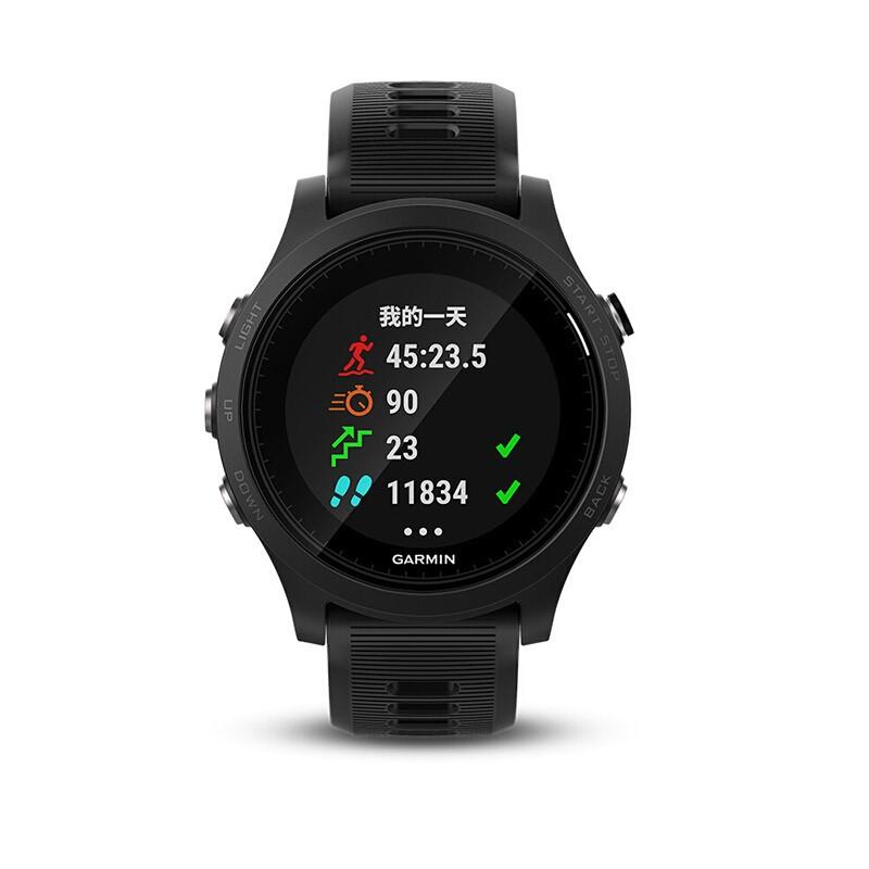 GARMIN 佳明 Forerunner 935 GPS心率铁三腕表 灰黑色