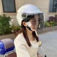 HNJ 夏季电动摩托车头盔