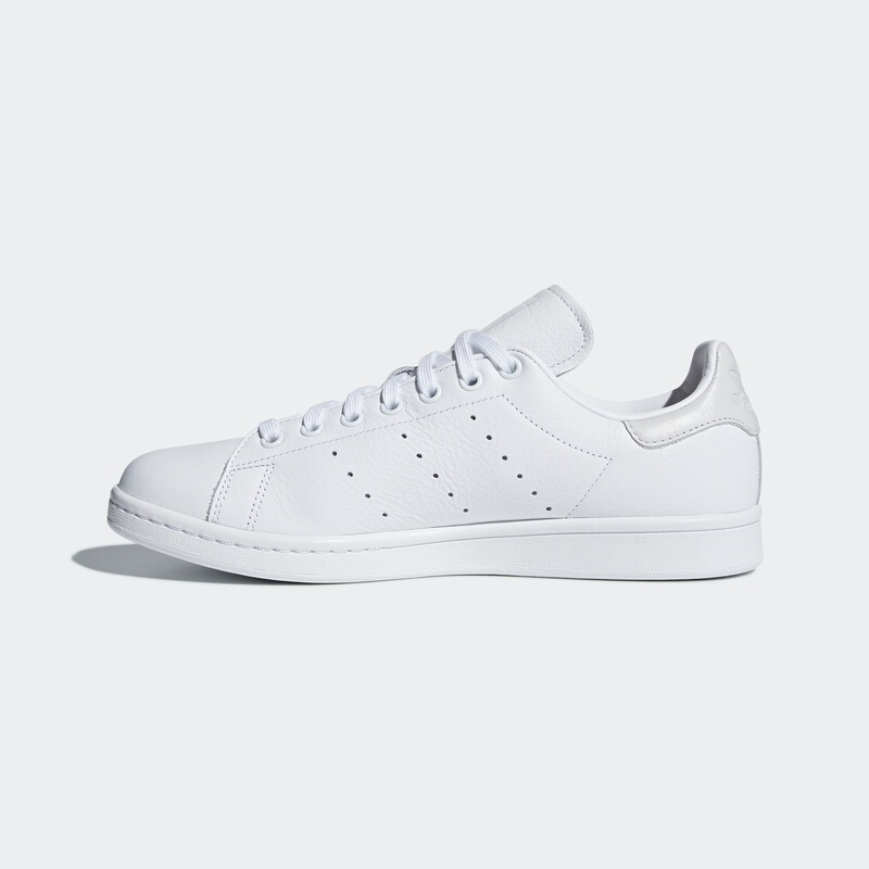 adidas 阿迪达斯 STAN SMITH 中性休闲运动鞋CQ2469 亮白 41