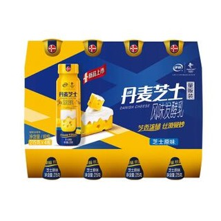限地区、京东PLUS会员 : 伊利 丹麦芝士原味酸奶 215g*4瓶 *14件