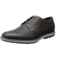 Timberland 添柏岚 Kempton Brogue Oxford 男款休闲皮鞋 灰色 US6.5