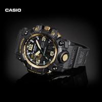 Casio 卡西欧 GWG-1000GB-1A 泥王太阳光能六局电波男表