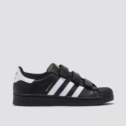 adidas 阿迪达斯 Superstar CF 大童运动鞋