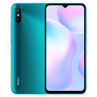 Redmi 红米 9A 4G智能手机 4GB 64GB 湖光绿
