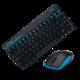 摩天手(Mofii) X210无线键鼠套装  办公键鼠套装 便携 电脑键盘 笔记本键盘  一体机 蓝黑 自营 38.9元(需用券)