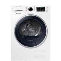 Samsung 三星 DV90M5200QW/SC 干衣机 9KG热泵35分钟快烘白色
