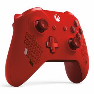 微软(Microsoft)Xbox无线控制器 大镖客限量版 | 带3.5mm耳机接头 蓝牙连接 Xbox主机电脑平板通用