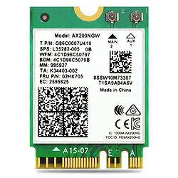 Acasis 阿卡西斯 AX200 WiFi 6 网卡