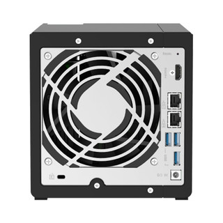 QNAP 威联通 TS-451D NAS网络存储器