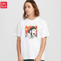 UNIQLO 优衣库 UQ427579 中性款印花T恤