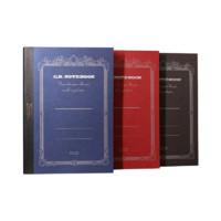 APICA Premium C.D. NOTEBOOK 绅士系列 A6丝滑笔记本
