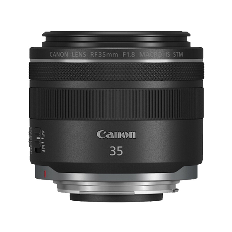 Canon 佳能 RF35mm F1.8 MACRO IS STM 全画幅微单镜头