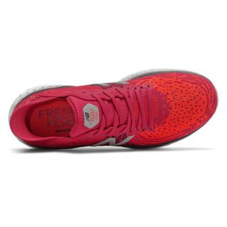 新百伦New Balance Fresh Foam 1080v10经典复古时尚跑步鞋 骑行鞋 红色款 标准44/US10