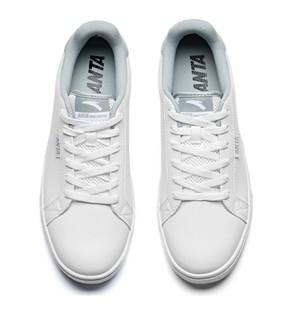ANTA 安踏 生活系列 男士运动板鞋 91628004 安踏白/浅灰 42
